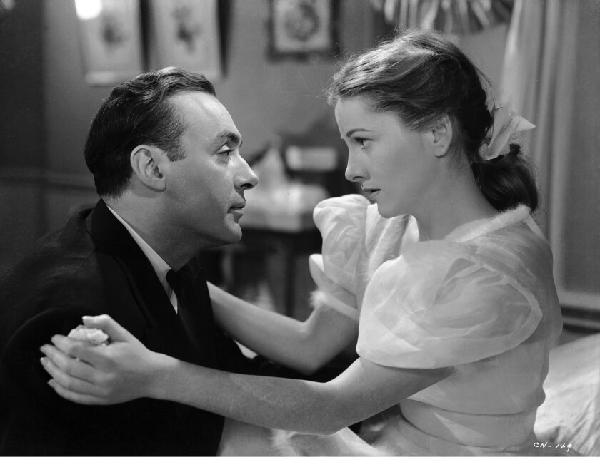 Joan Fontaine, actress who won Oscar for 'Suspicion,' dies at 96