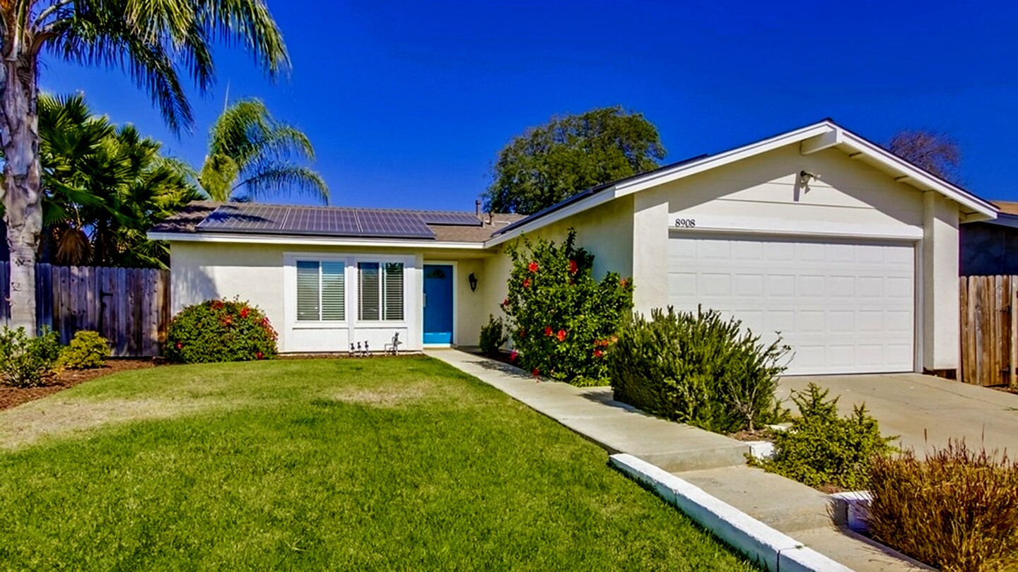 $595,000 in San Diego
