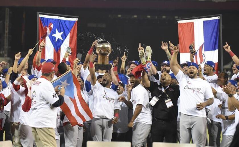 El secretario del Departamento de Recreación y Deportes (DRD), Andrés Waldemar, se comprometió esta mañana a aumentar la colaboración con la Liga de Béisbol Profesional de Puerto Rico. EFE/ARCHIVO