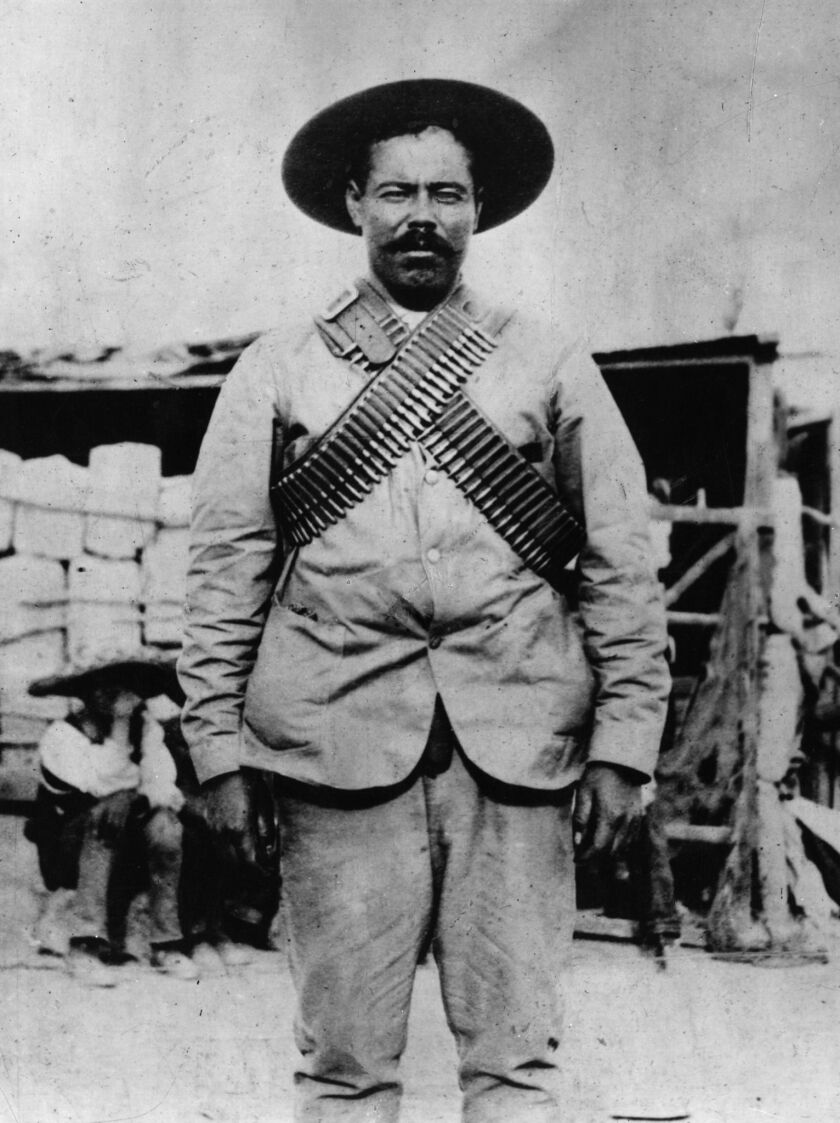 General Francisco Villa aka Pancho Villa