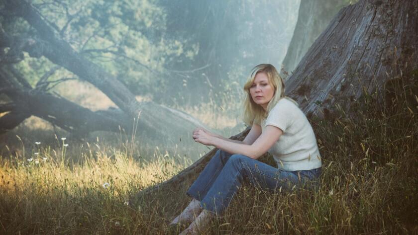 """Kirsten Dunst in the film """"Woodshock."""""""