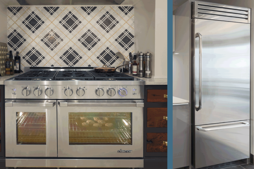 Dacor appliances would give Samsung Electronics its first slice of the high-end market.