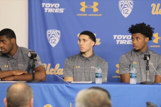 UCLA basketball players discuss being detained in China, thank Trump