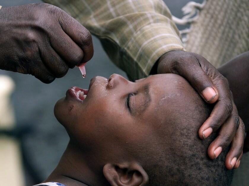 Zambia Polio
