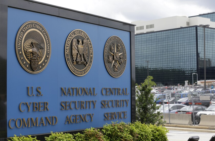 The National Security Agency at Ft. Meade, Md.