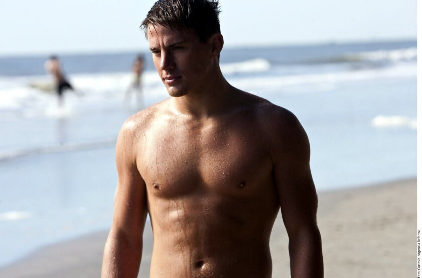 Channing Tatum, actor.
