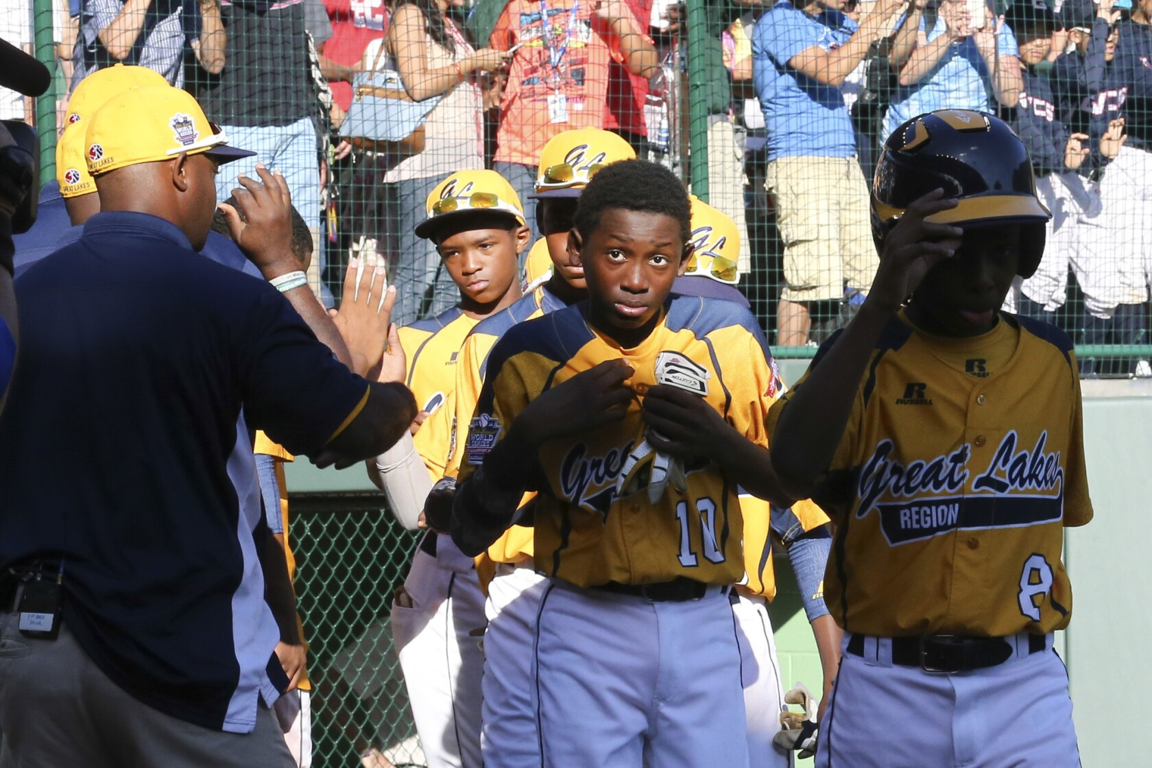 Jackie Robinson West parents grateful for support - Los