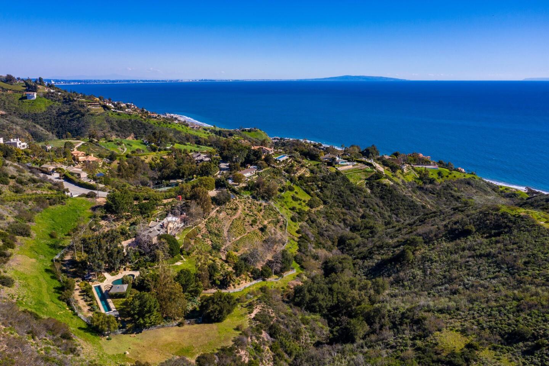 Mel Gibson's Malibu estate | Hot Property