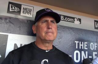Bud Black on Tyson Ross' return to the mound