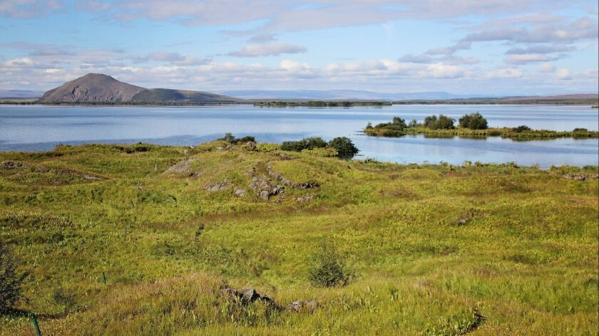 The Lake Myvatn region is widely considered the jewel of the northeast. It boasts a range of activit