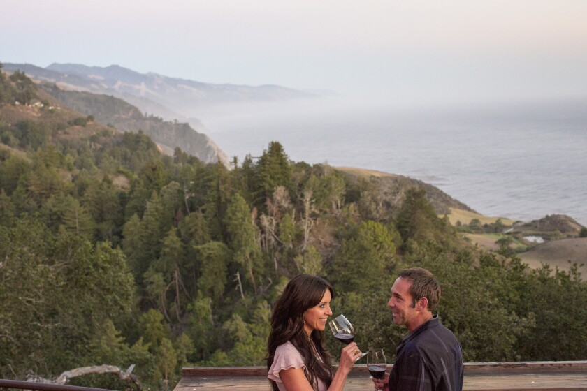 Pair stunning views with the region's best wine in Monterey County.