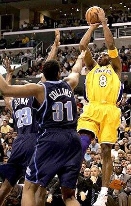 Lakers vs. Jazz