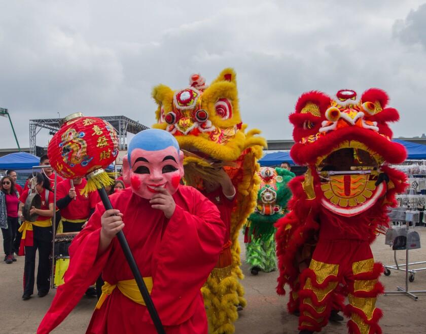 San Diego Lunar New Year Festival