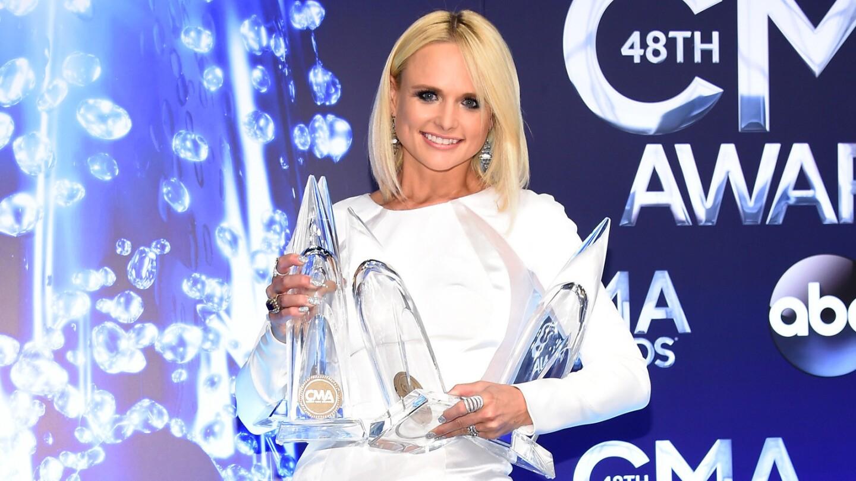 CMA Awards 2014: Top Nominees   Miranda Lambert