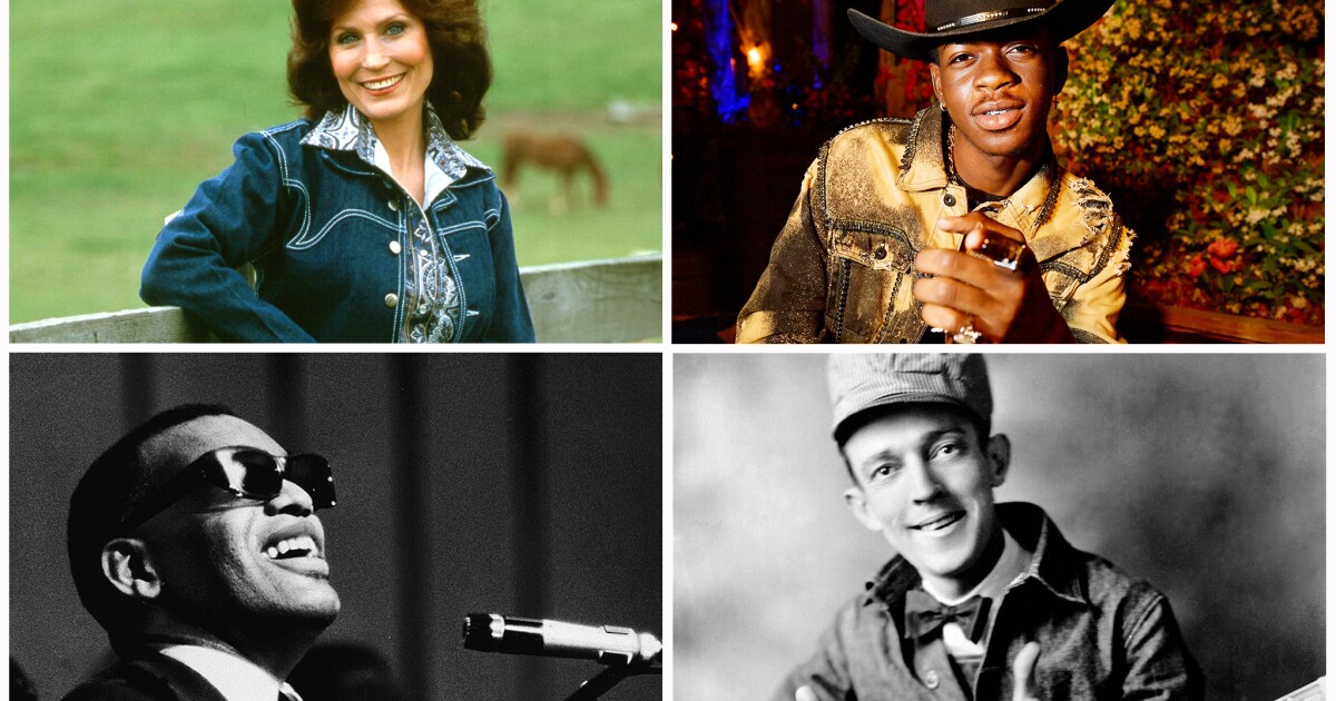 In 2019, country music has a raging identity crisis. For Ken Burns, that's a 100-year-old story