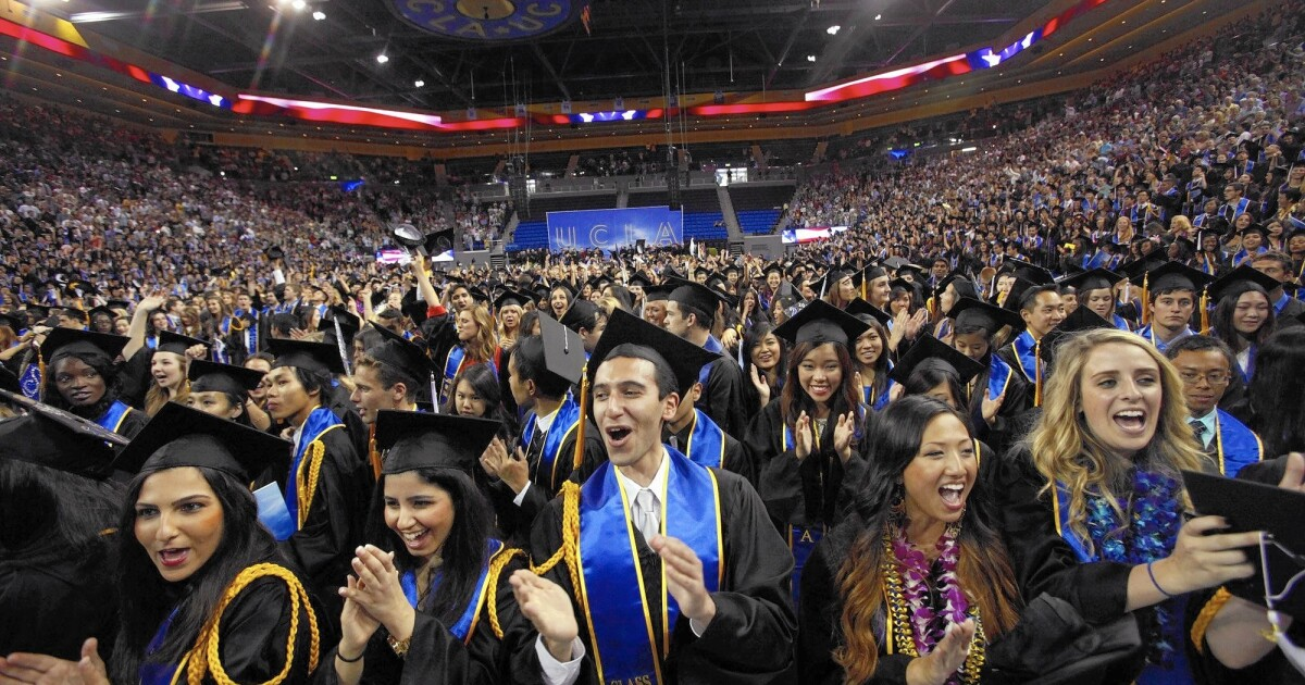 USC bricht, Können in-person-Promotion. Was ist mit der UCLA und anderen Hochschulen?