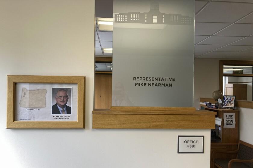 دفتر سابق نماینده مایک نیردمن