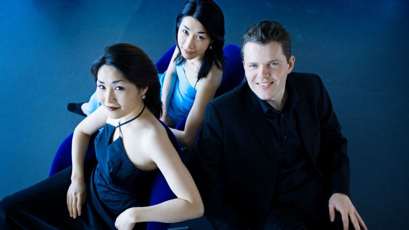 Trio Con Brio Copenhagen performs March 8 at the Athenaeum Music & Arts Library.