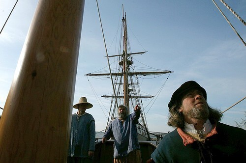 U.S. Commemorates 400th Anniversary Of Jamestown Settlement