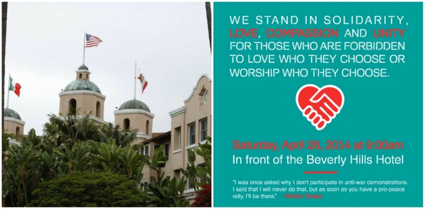 Group to Protest Brunei's anti-gay laws