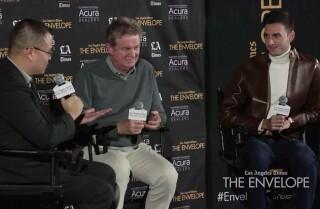 John Madden and Jonathan Perera discuss 'Miss Sloane'