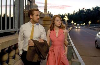 'La La Land' is a lovely and lovingly crafted tribute to classic musicals