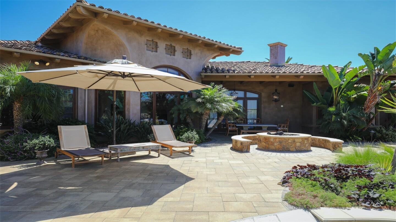 Aubrey Huff's San Diego home