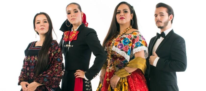 Cantares de México
