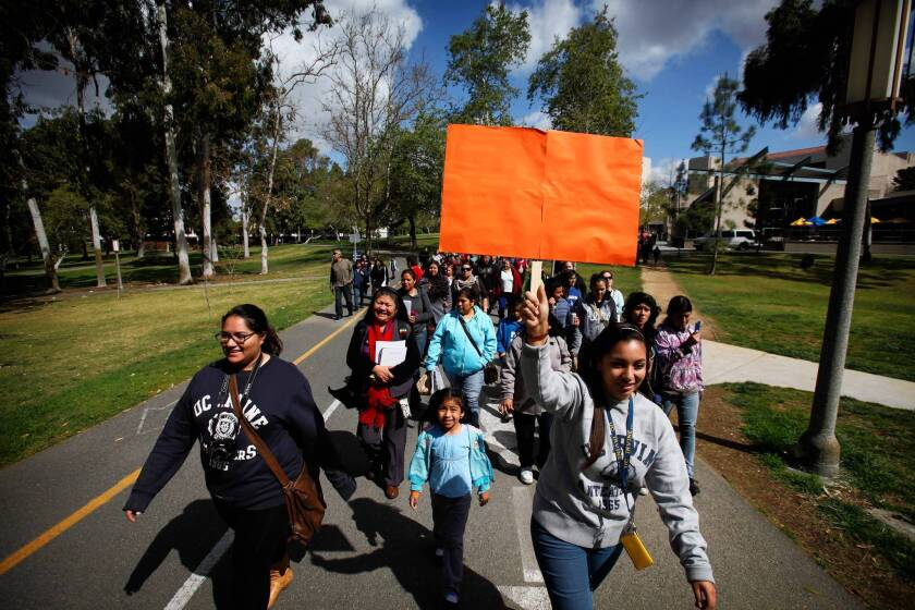 The Road To Higher Education With >> Help On The Road To Higher Education Los Angeles Times