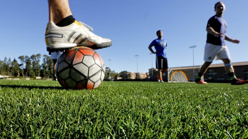 UCLA intramural field