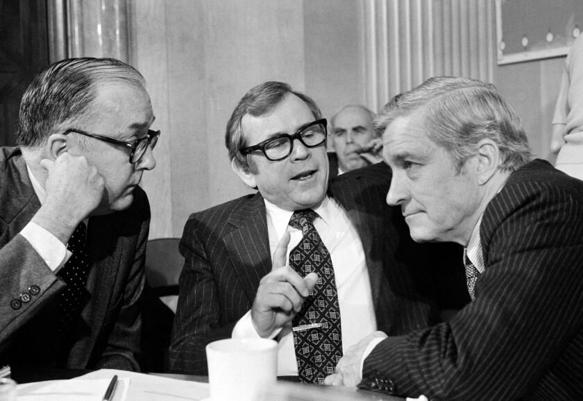Howard Baker in 1979