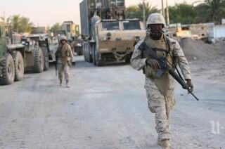 Iraq war started 14 years ago