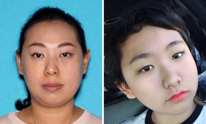 Amber Aiaz and her daughter, Melissa Fu, have been missing since December 2019.