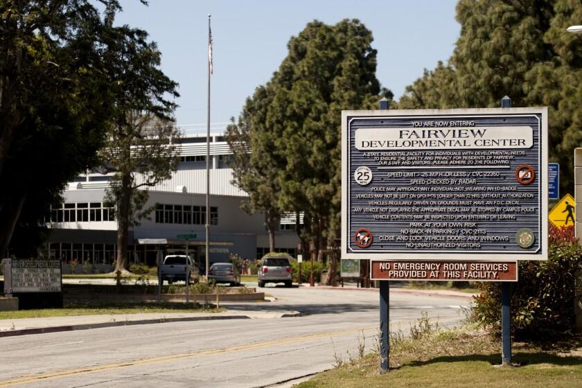 Fairview Developmental Center