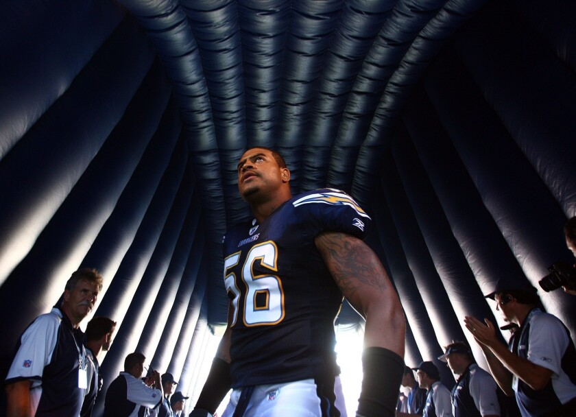Ex-San Diego Charger Shawne Merriman overdosed, sources say