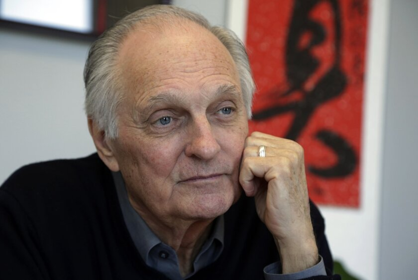 Alan Alda co-created the Alan Alda Center for Communicating Science at Stony Brook University in New York.