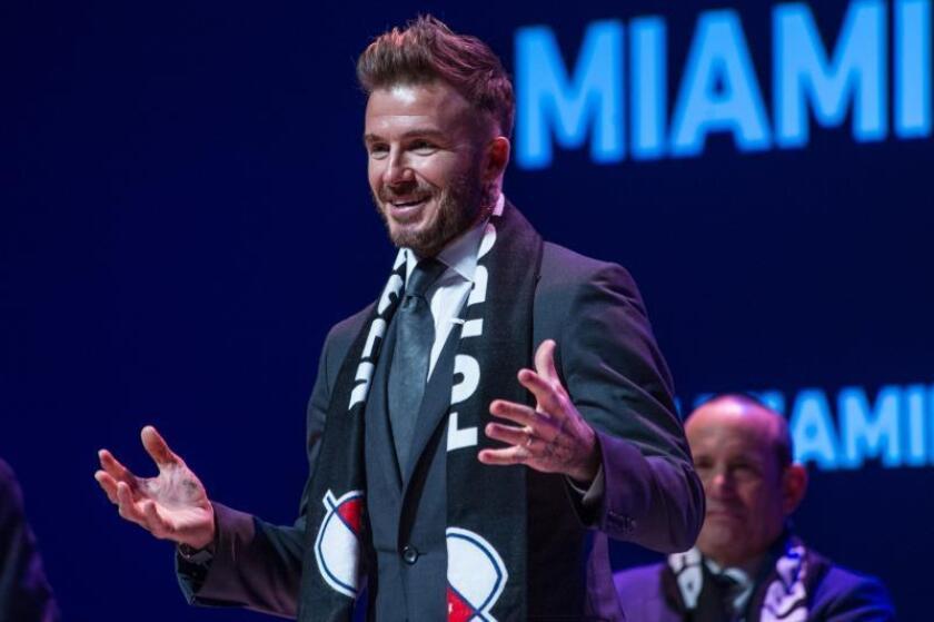 El Inter Miami de Beckham llega a un acuerdo para tener un estadio temporal
