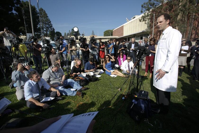 UCLA infection