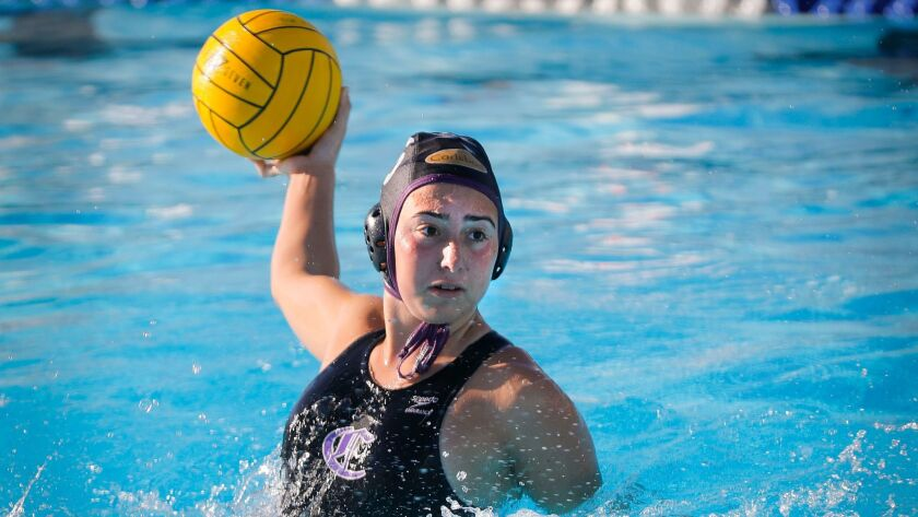 Laurene Padilla has been a key contributor for Carlsbad.