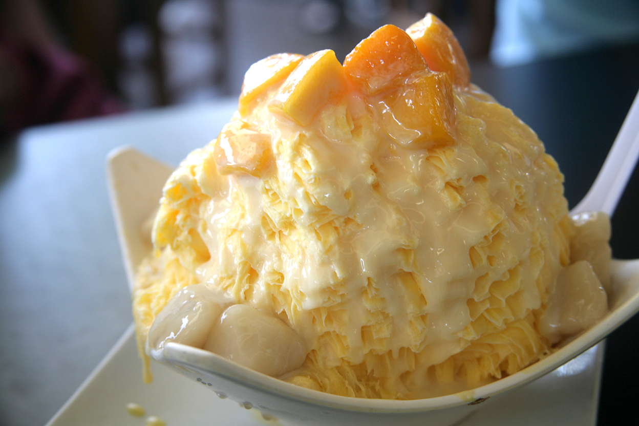 It S Hot Out 6 Top Spots For Taiwanese Shaved Ice Los Angeles Times