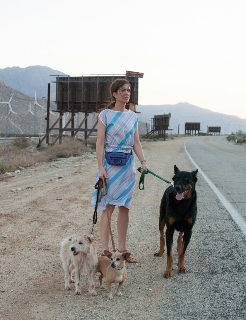 "In this image released by Alchemy, Kristen Wiig appears in a scene from ""Welcome To Me."" (Suzanne Hanover/Alchemy via AP)"