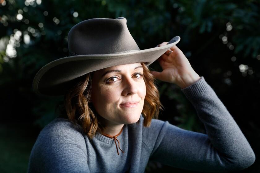 Singer-songwriter Brandi Carlile