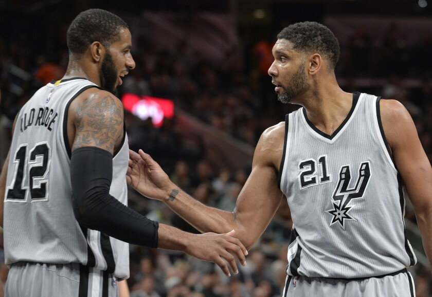 Spurs beat Grizzlies and improve to 37-0 in San Antonio, tying NBA record for best home start