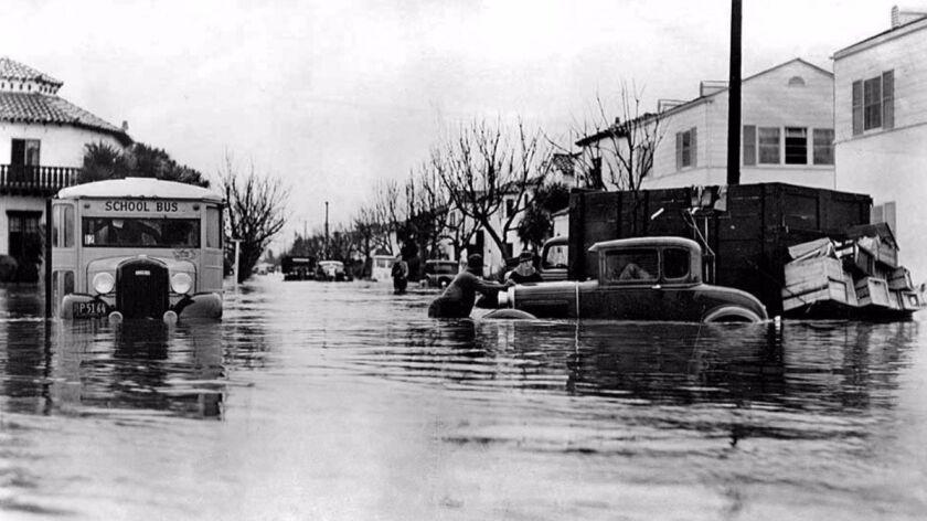 The 'nightmare' California flood more dangerous than a huge earthquake