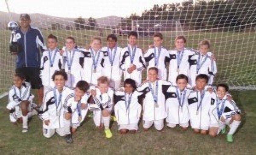 West Coast FC Classic Champs