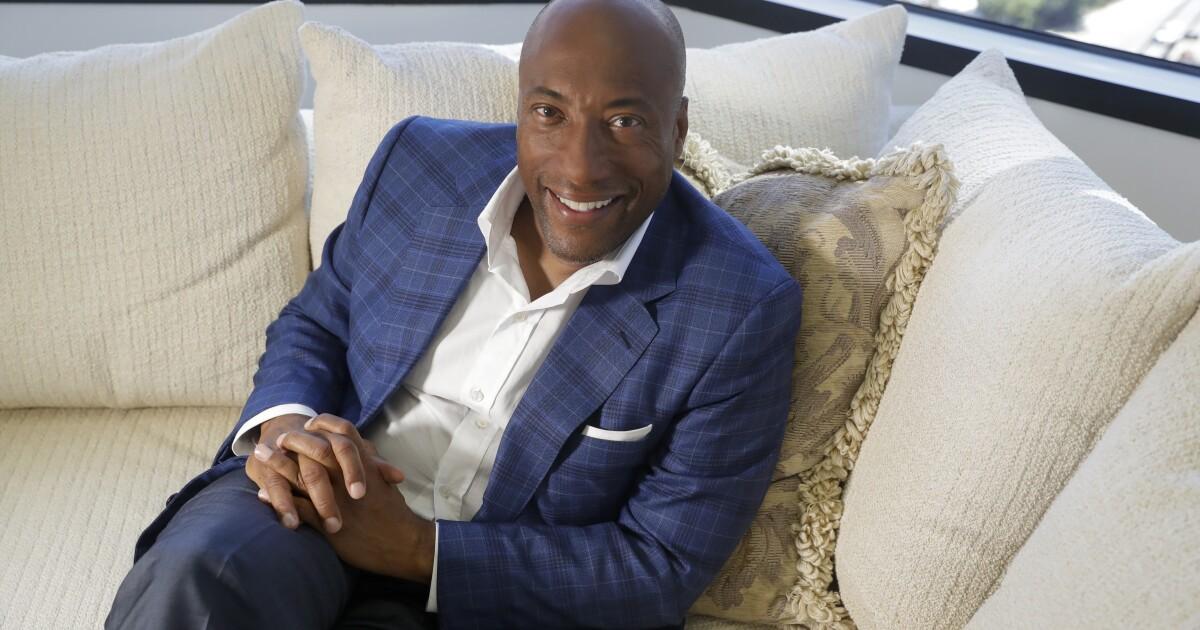 Byron Allen, cable giant Charter race discrimination lawsuit - Los Angeles Times