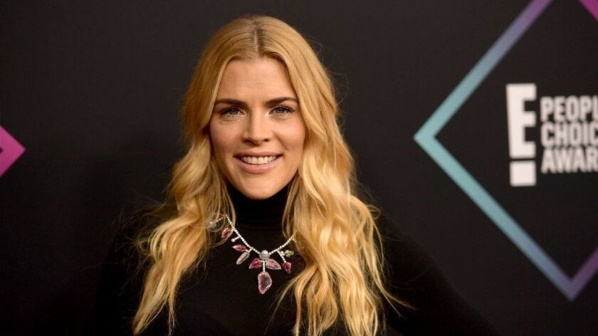 "Actress and late-night host Busy Philipps had been waiting for a call from Oprah Winfrey since ""Busy Tonight"" debuted in October."