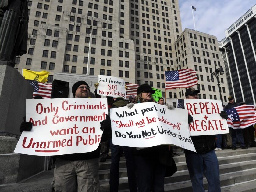 Peril from 'patriots'