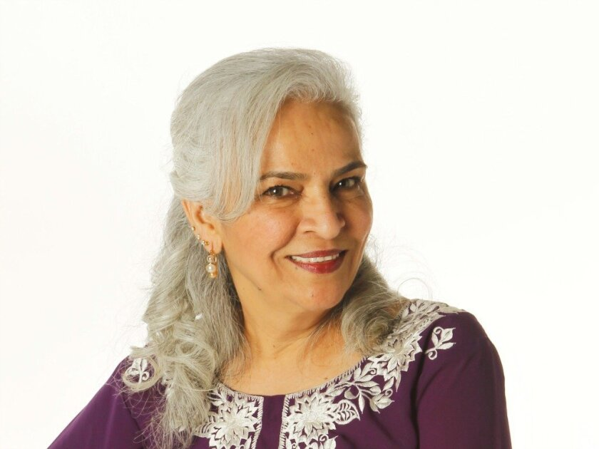 Dolly Bakshai is the person behind San Diego's popular Beauty by Dolly salons.