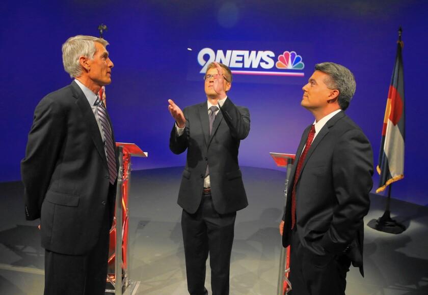 Midterm election TV ad spending surges